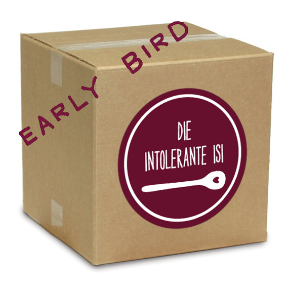 EARLY BIRD: intolerante Isi Box - inkl. Versand DE