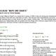 Texte, Akkorde und Song-Storys (+ neues MP3 Album)