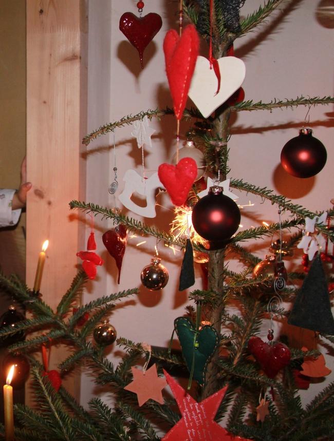 Weihnachten in Finnland Joulu Suomessa