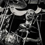 Schlagzeugunterricht bei Jóhannes Klütsch