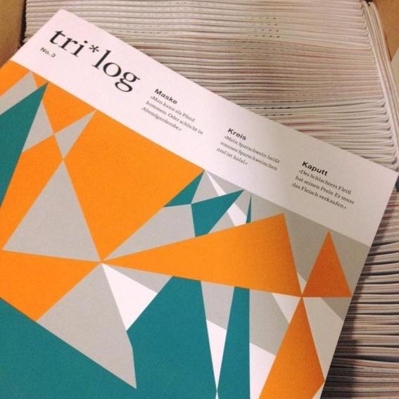 tri*log magazine no. 3