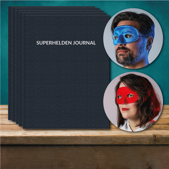 """Agency Superhero Pack"""