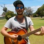 Australien Gitarre