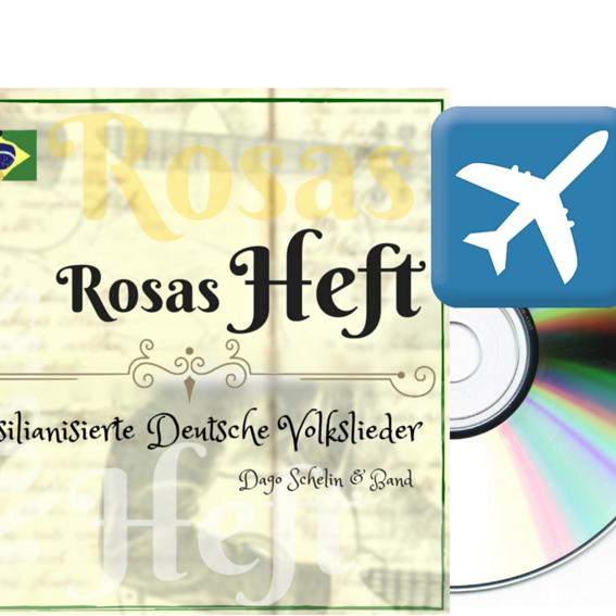 Das Album auf CD zu Hause! (Weltweit)!
