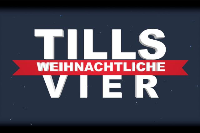 TILLS WEIHNACHTLICHE VIER Staffel 2