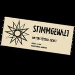 1x Konzertticket für Stimmgewalts Acoustic Tour 2017