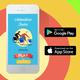 """App """"AdventureTwins"""" - Das Spiel"""