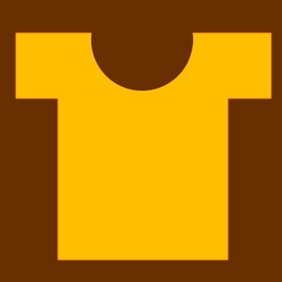 T-Shirt mit Beengel Logo (mehrfarbig)