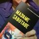 """Ein handsigniertes Buch """"Madame Sabotage"""""""