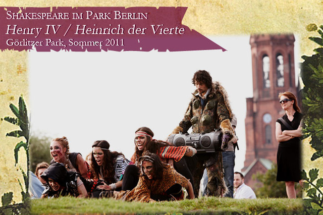 Shakespeare im Park Berlin presents UtopiaTM