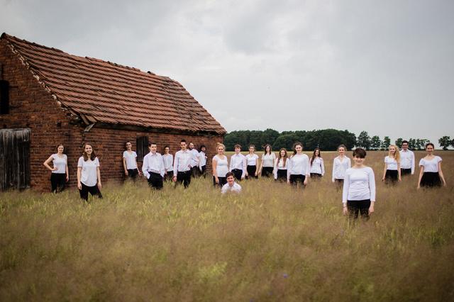 Chorkleidung für das Junge Consortium Berlin