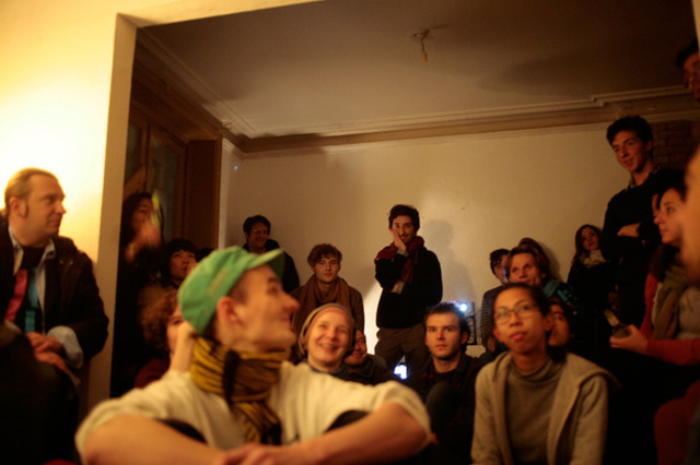 CLUB META / Ein Labor für Utopien im Gängeviertel