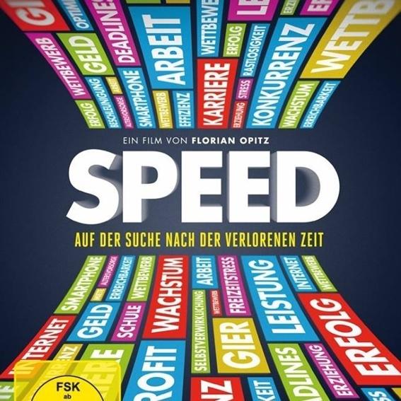 Speed. Auf der Suche nach der verlorenen Zeit - DVD (Selbstabholer)