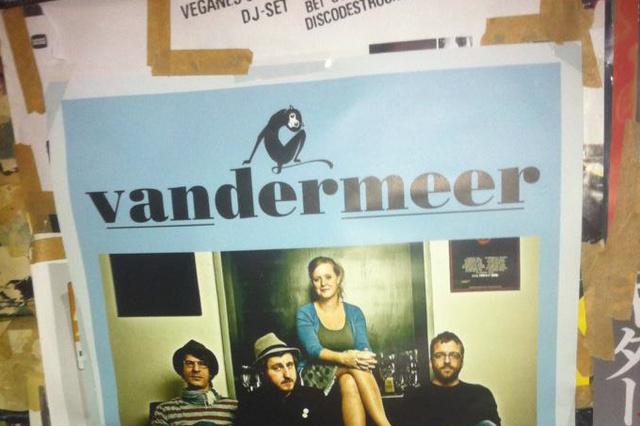 debut album | vandermeer