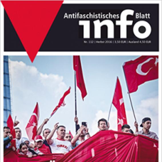 Jahresabo Antifaschistisches Infoblatt