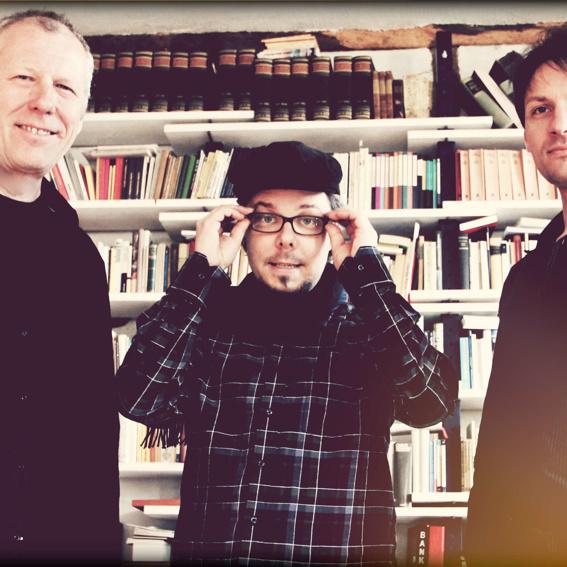 Rosas Heft Trio - Hessen