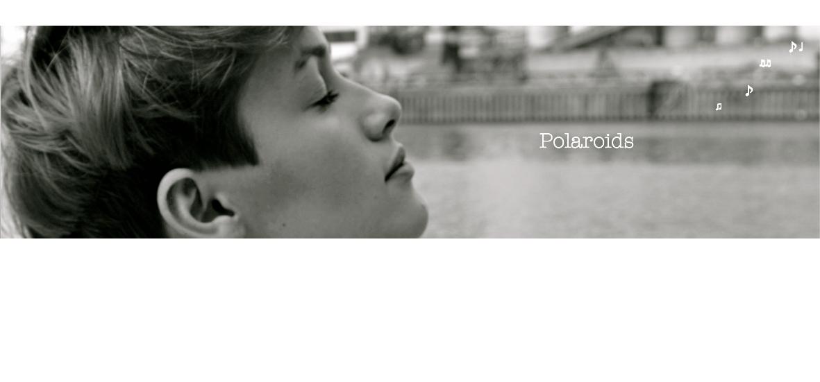 Polaroids - Selima Taibi's Debütalbum