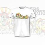 T-shirt kaufen (exclusiv limitiert Crowdfunding //weiß)