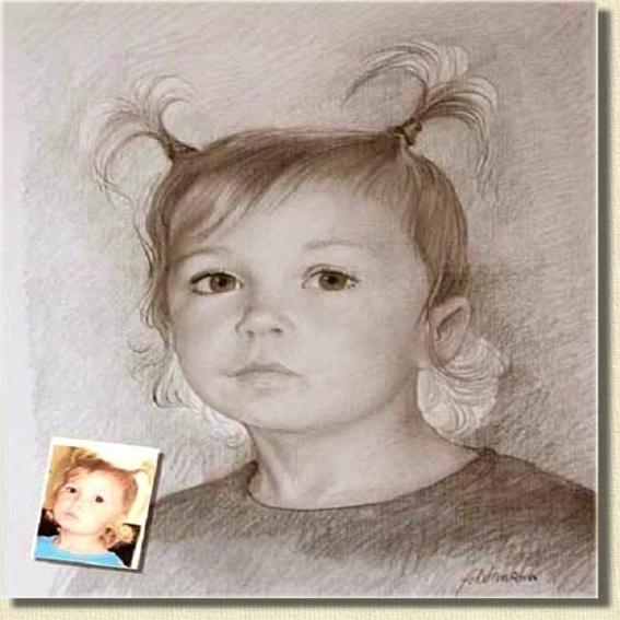 Portraits vom Foto