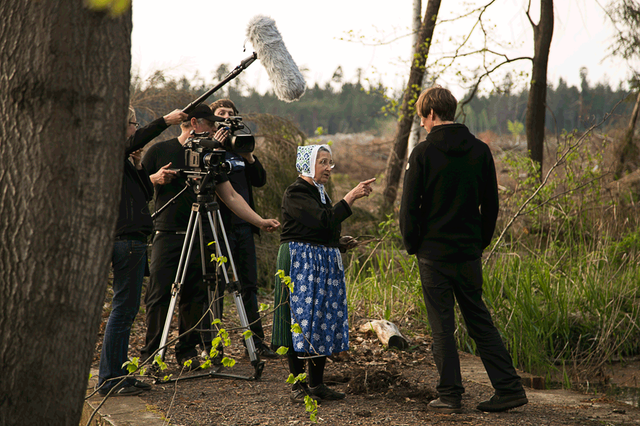 Auf der Kippe - Dokumentarfilm