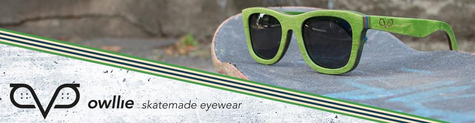 owllıe skatemade eyewear