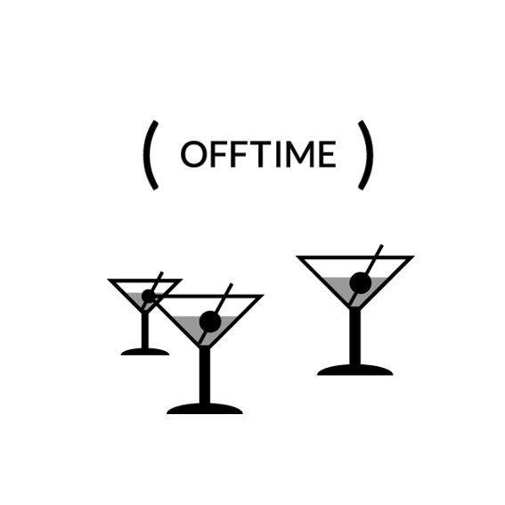 Invitation to the ( OFFTIME ) family party