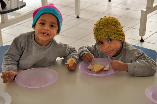 Kindern eine Zukunft geben, Girassol/Brasilien
