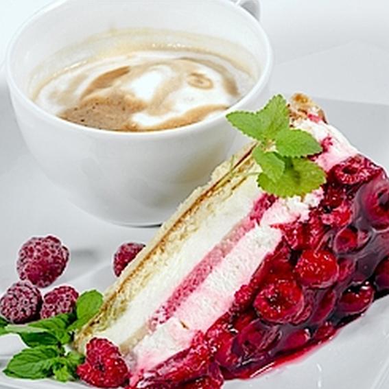 Kaffee & Kuchen für Zwei
