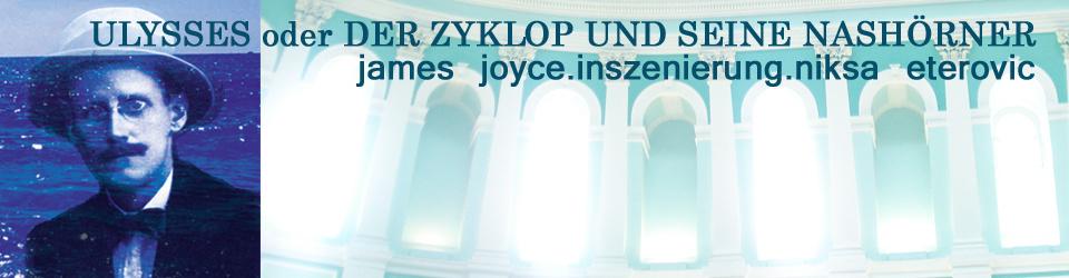 """""""Ulysses oder  der Zyklop und seine Nashörner"""""""
