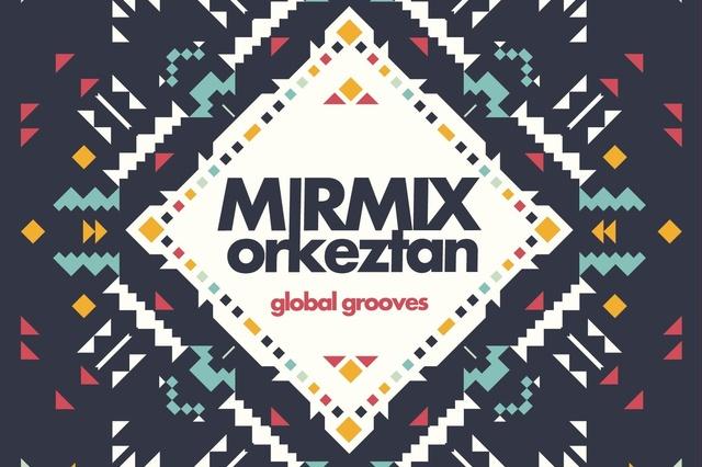 MIRMIX ORKEZTAN's erstes Album: