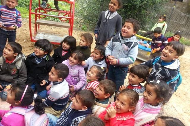 Grenzenlos... - Erzähler ohne Grenzen in Palästina
