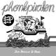 Deux Messieurs De Phonk - Phonkpiraten EP (Vinyl)