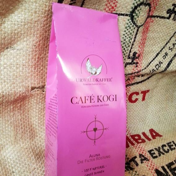 20 kg CAFÉ KOGI für Unternehmen im Paket