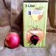 3 Liter Apfelsaft - streng limitierter Probierbag