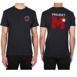 Limitierte Projekt M-Shirts