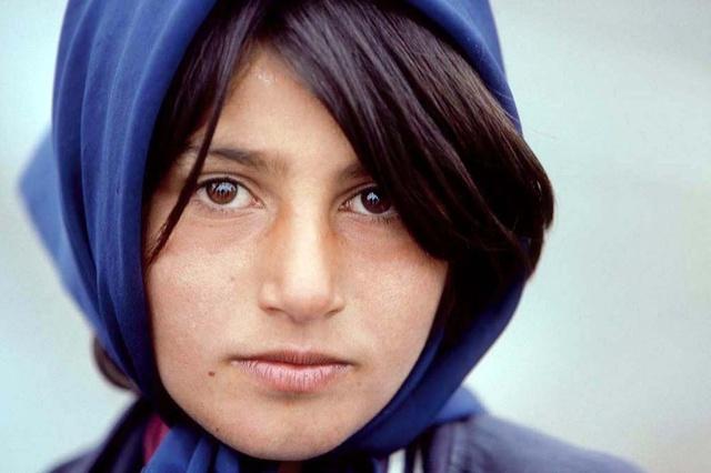 Ein Blick Iran. Ein Land, da leben Menschen.