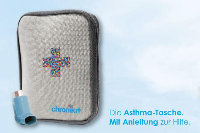 Asthmatasche Chronikit