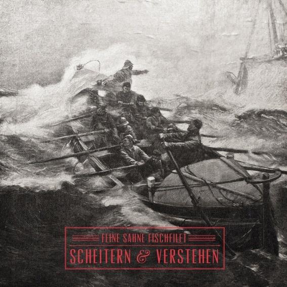 CD (signiert) - Feine Sahne Fischfilet: Scheitern und Verstehen