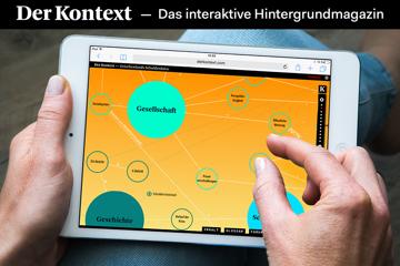 Der Kontext — Das interaktive Hintergrundmagazin