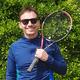 Tennis Stunde mit Mike
