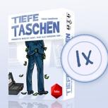"""""""Tiefe Taschen"""" signiert – Das Spiel mit Unterschrift des Autors"""