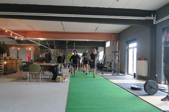 Keisar Gym - CrossFit Aachen