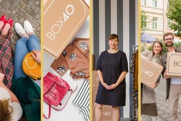 BOX40 - Outfit-Boxen immer 40% günstiger