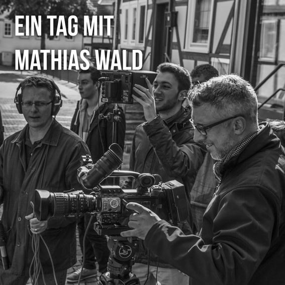 Mathias Wald einen Tag in seinem Film- und Fotostudio besuchen