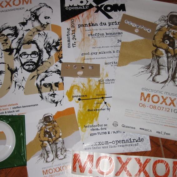 Das MoxxoM Fanpaket