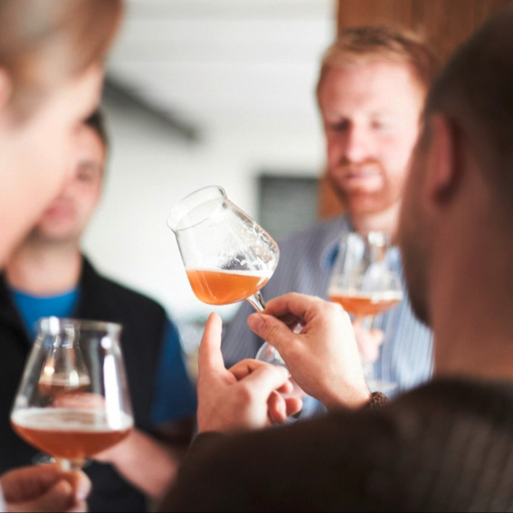 Exklusives Bierseminar für vier Personen