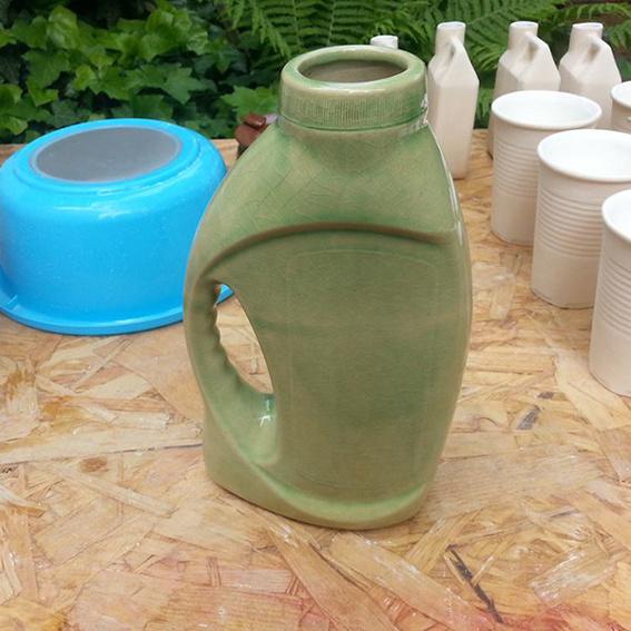 """Große Vase """"Mehrweg"""""""