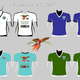 T-shirt Ubuntu Brasil