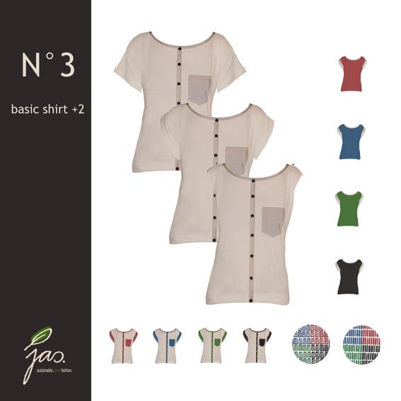 T-Shirt No. 3 (Women)