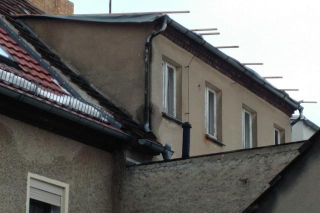 Alternative Zentren erhalten - Dachsanierung L86